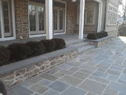 Belgisch hardsteen terras