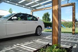 Terrasoverkapping carport