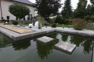 tuin-ontwerpen-6 schitterende graveltuine stenen en water