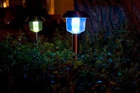 Tuinverlichting solar