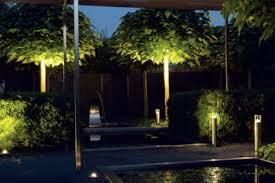 Tuinverlichting waterpartij