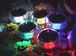 Vijververlichting color
