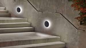 Wandlampen trap