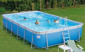 Zwembad in de tuin waar moet je aan denken