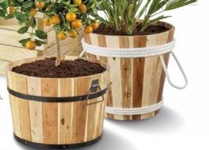 kuip voor tuinplanten